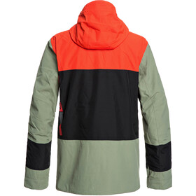 Quiksilver Sycamore Takki Miehet, agave green